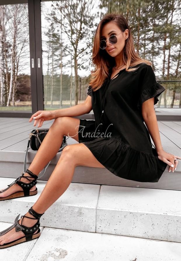 Sukienka Tunika Miston Black