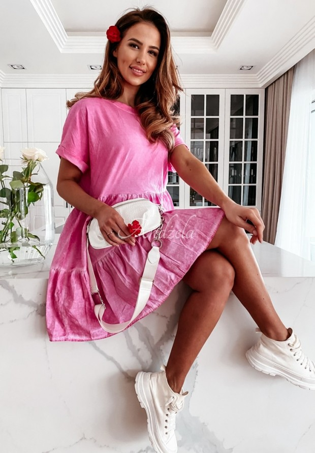 Sukienka Legeria Pink