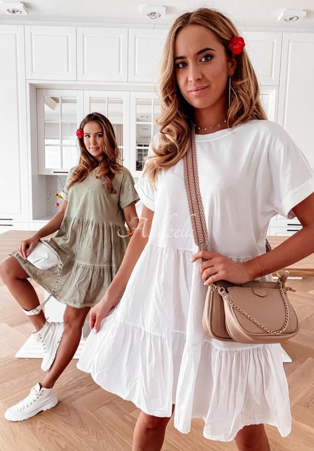 Sukienka Legeria White