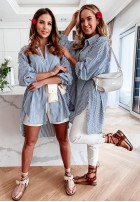 Koszula Tunika Conte Blue