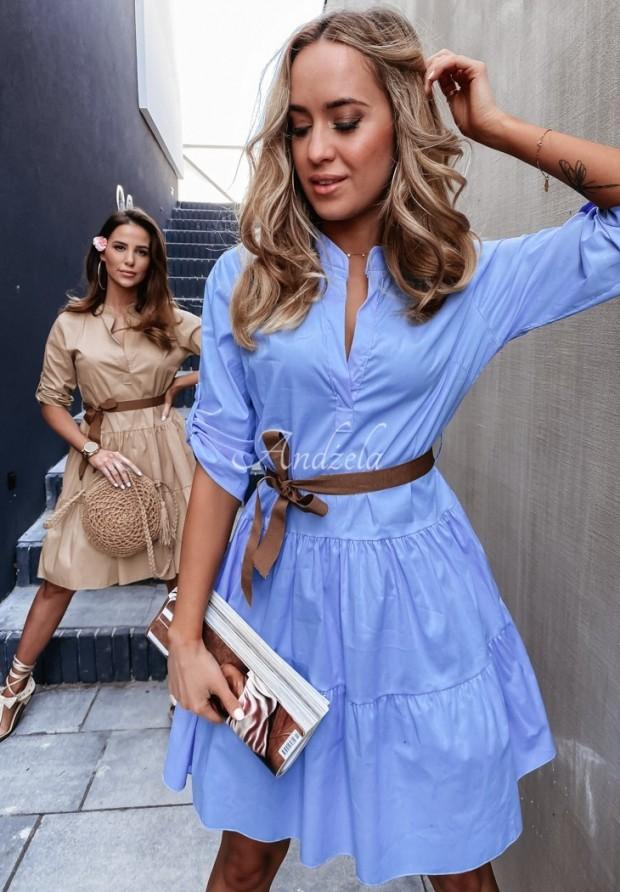 Sukienka Parete Blue