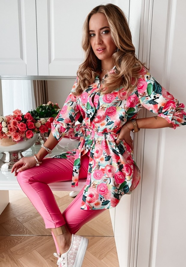 Koszula Tunika Manita Pink
