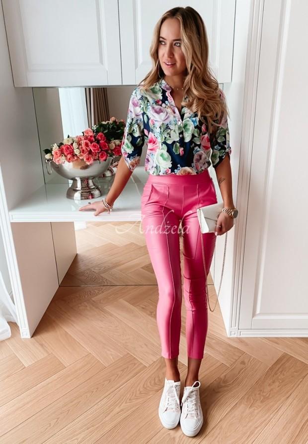 Spodnie Belemi Pink
