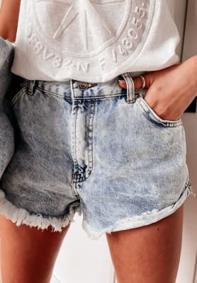 Szorty Jeans Ilinois Blue