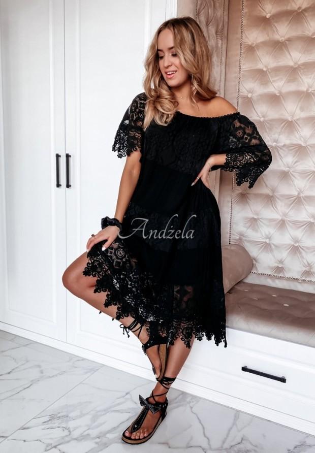 Sukienka Boho Inilla Black