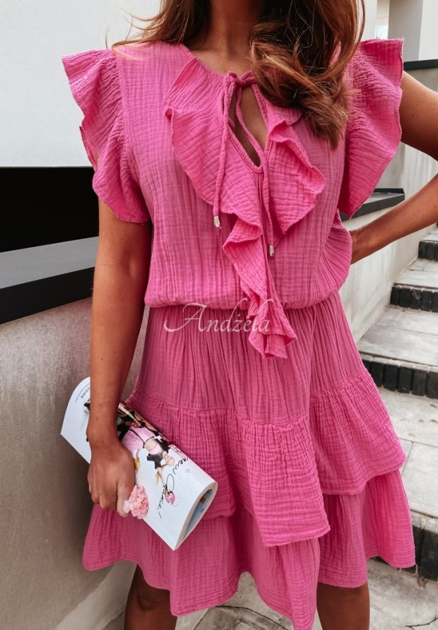 Sukienka Nerissa Pink