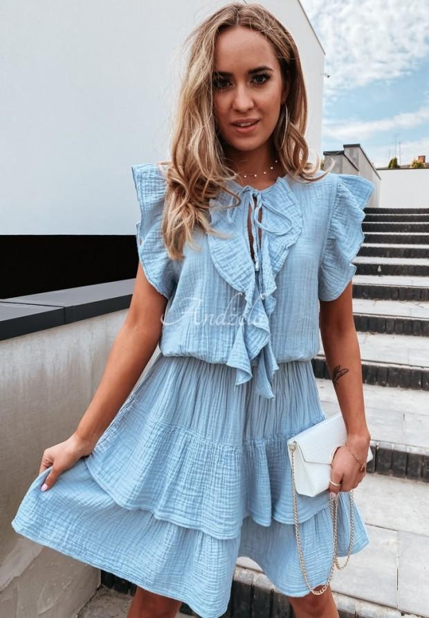 Sukienka Nerissa Blue