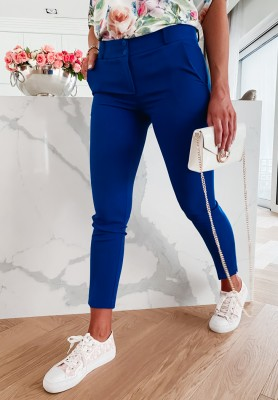 Spodnie Cygaretki Malia Dark Cobalt