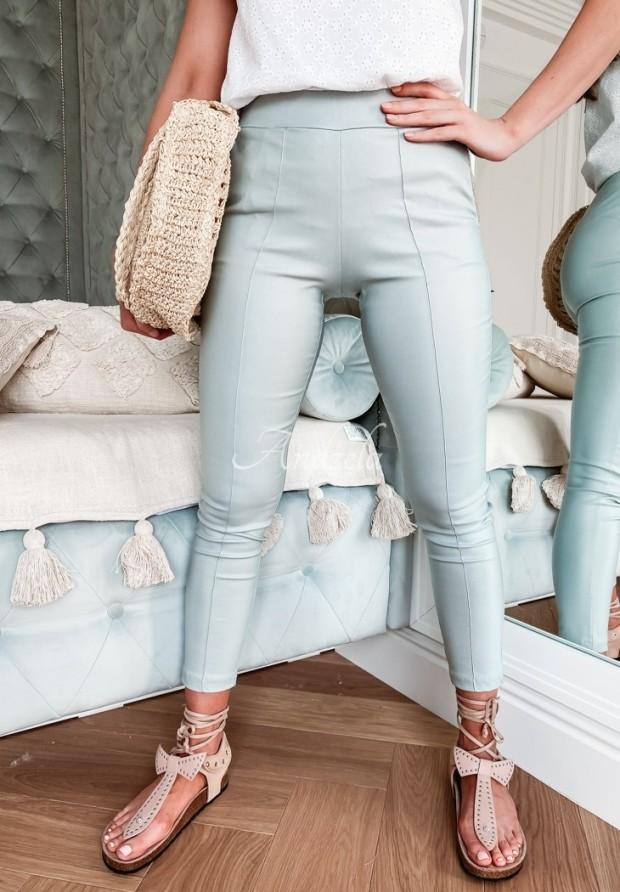 Spodnie Salma Mineral