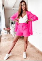 Spodenki Valeria Neon Pink