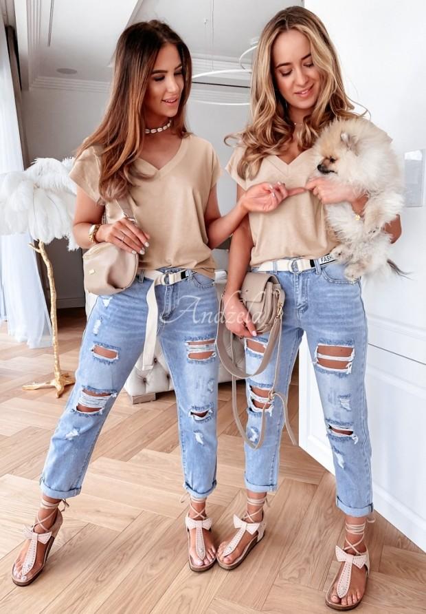 Spodnie Jeans Lutheria