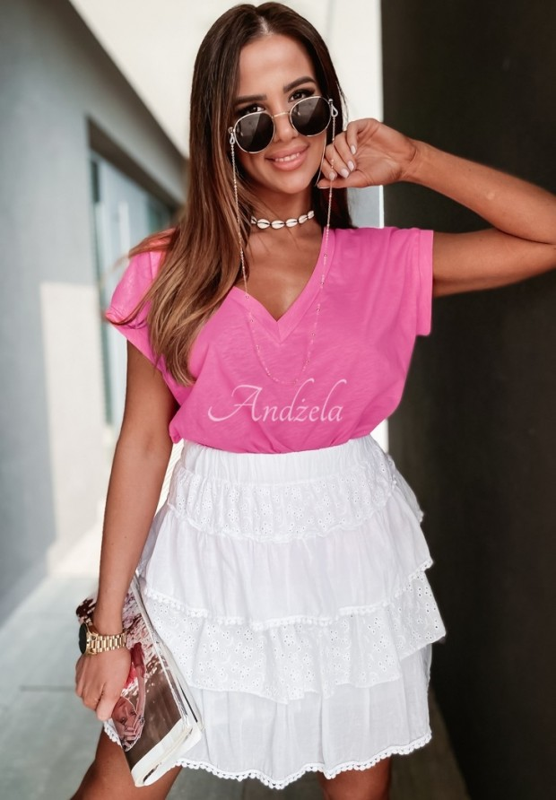 T-shirt Addison Pink