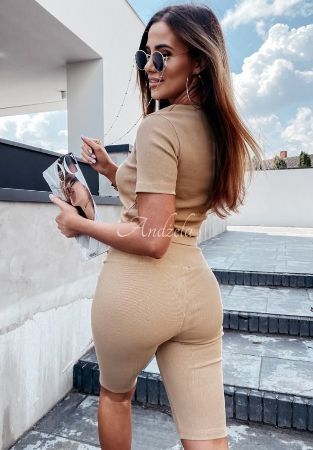 Spodenki Vostera Camel