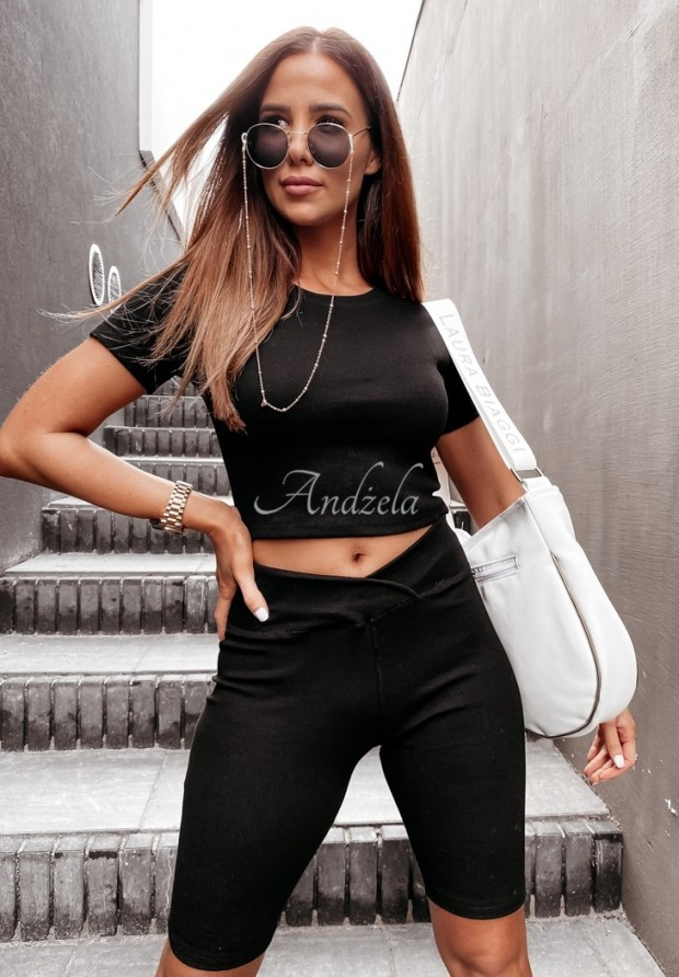 Top Vostera Black