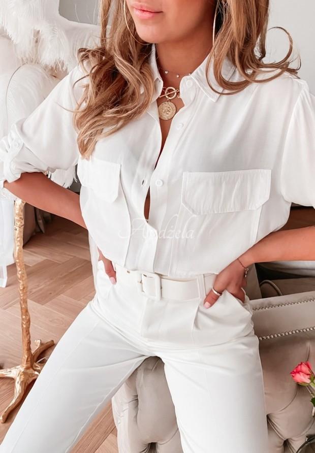 Koszula Esencion White