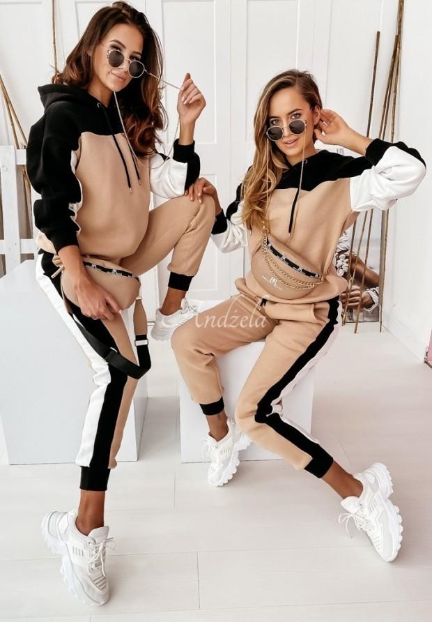 Spodnie New Trend Camel