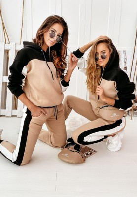 Bluza New Trend Camel