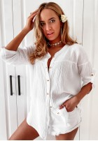 Koszula Tunika Librae White