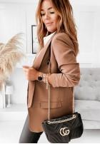 Marynarka Premium Camel