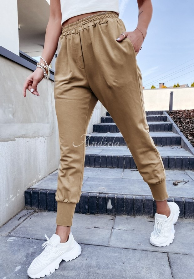 Spodnie Altonia Camel