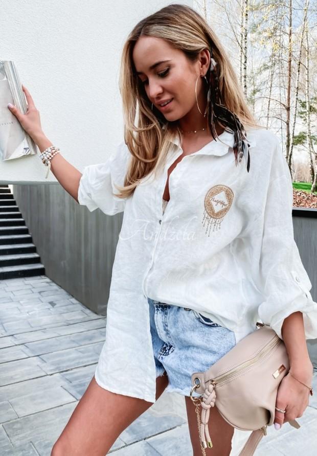 Koszula Tunika Magnifique White