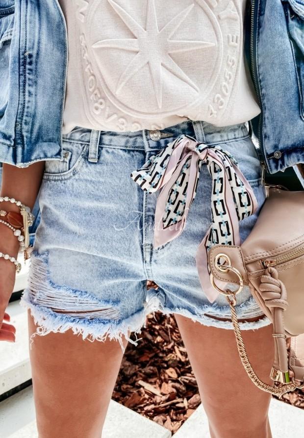 Shorty Jeans Canna