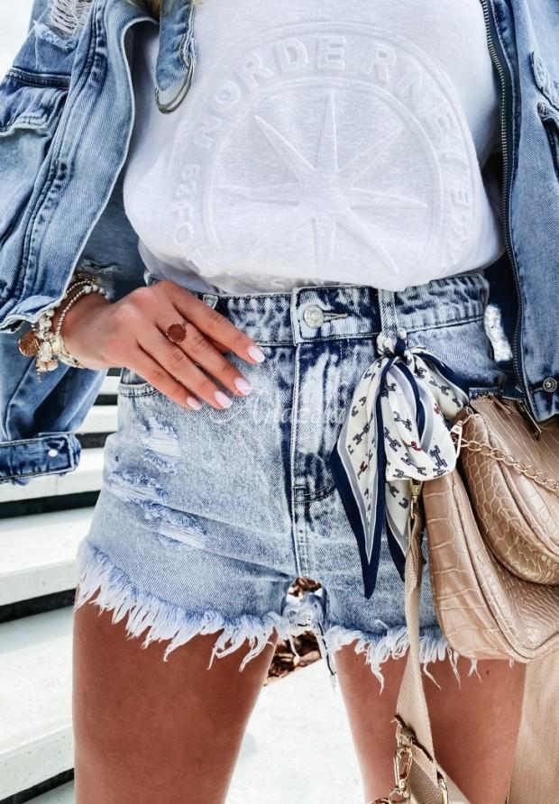 Shorty Jeans Ilex