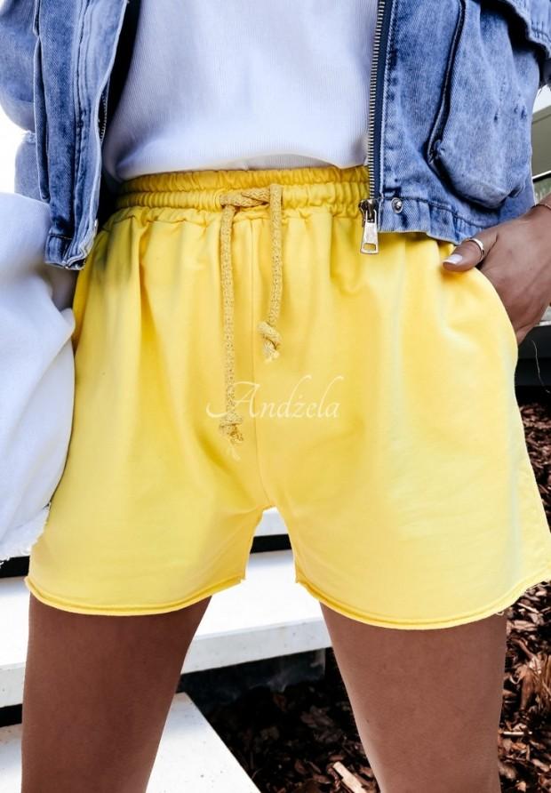Spodenki Persei Yellow