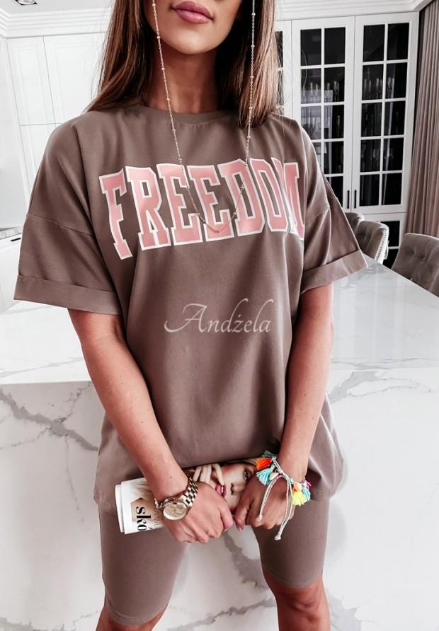Komplet Freedom Mokka