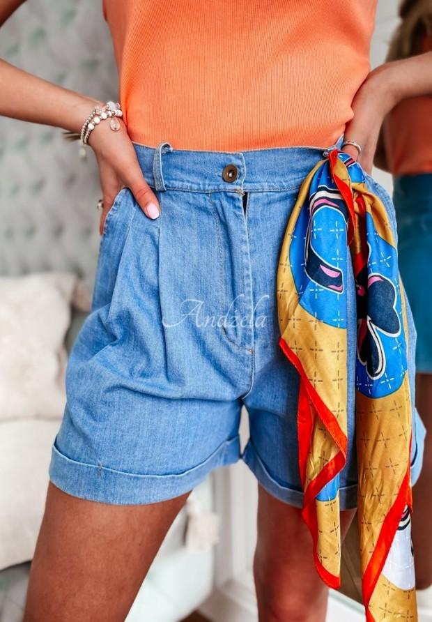 Spodenki Jeans Cania
