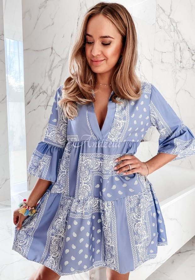Sukienka Lacaille Lavender
