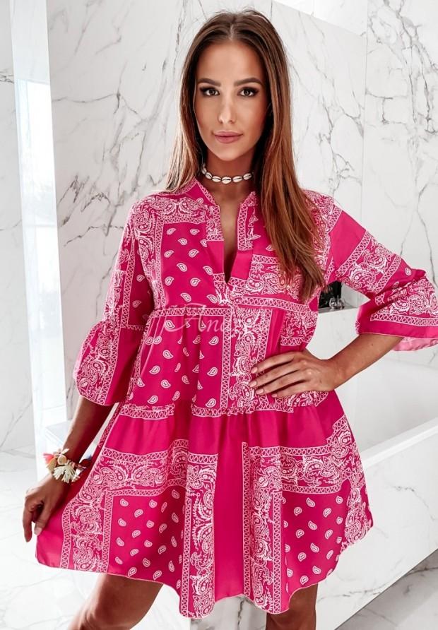 Sukienka Lacaille Pink