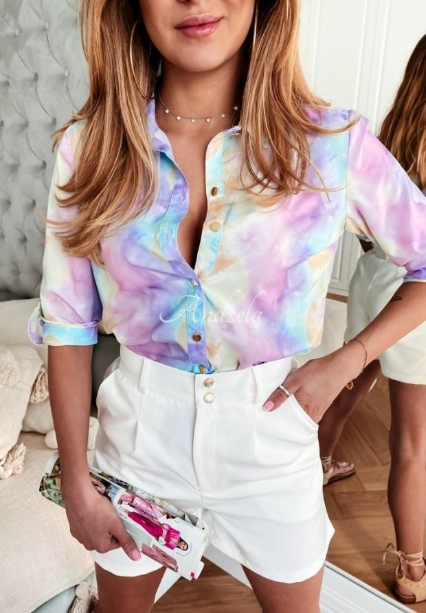 Koszula Ombre Pastel Color