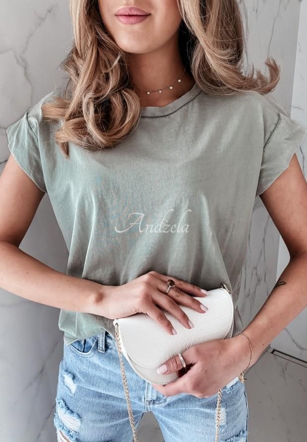 T-shirt Dreyer Khaki