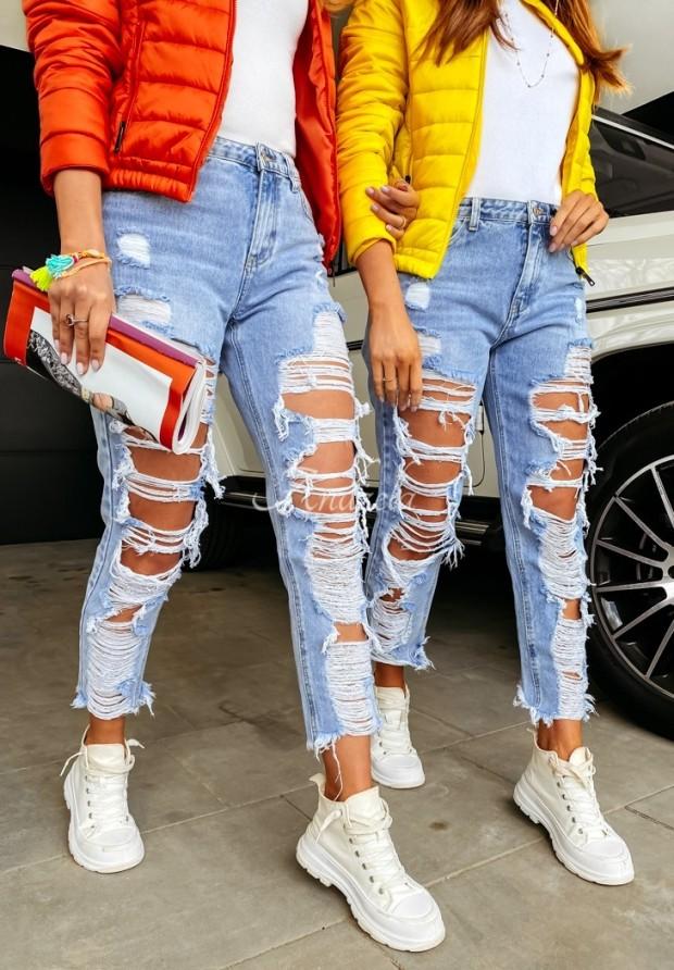 Spodnie Jeans Lorinda