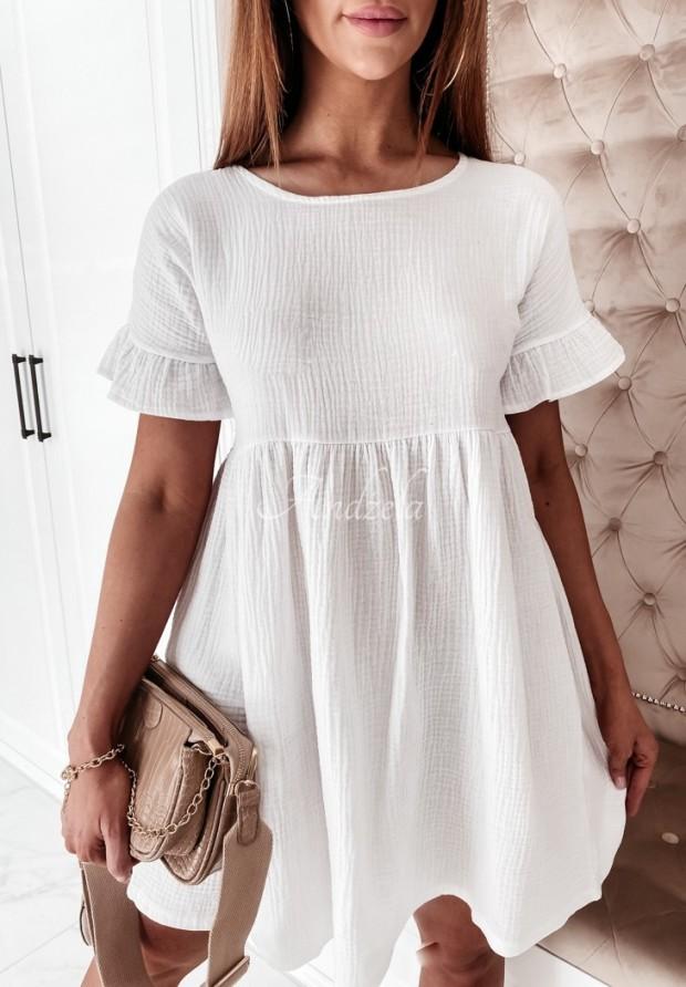 Sukienka Abell White