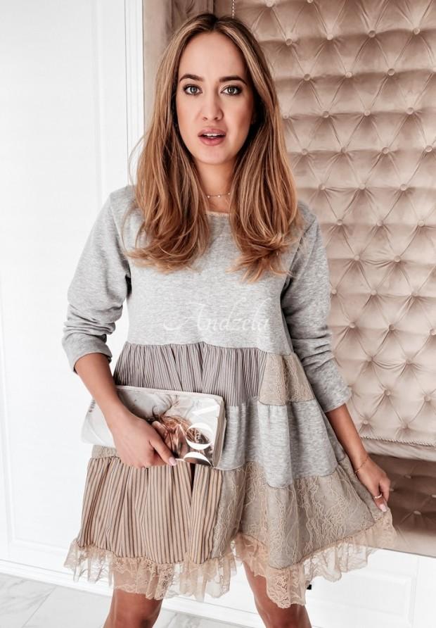 Sukienka Torri Grey