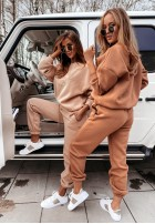 Spodnie Dresowe Miami Camel