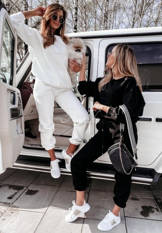 Spodnie Dresowe Miami Black