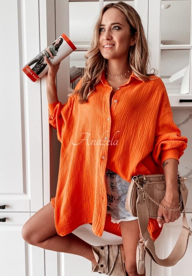 Bluzka Tunika Clarencia Orange