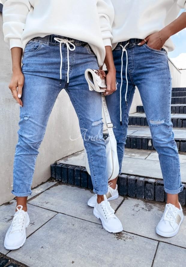 Spodnie Jeans Navarina