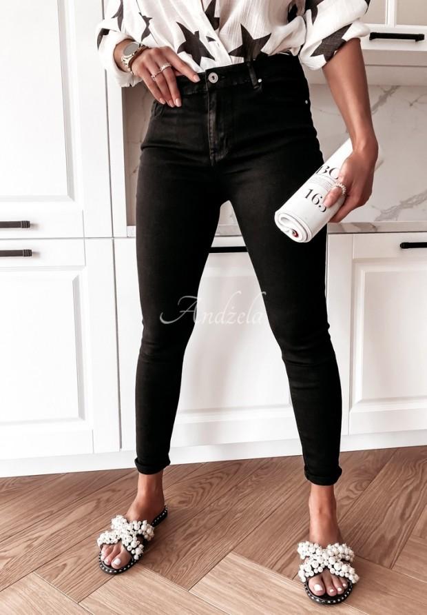 Spodnie Jeans Carbone Black
