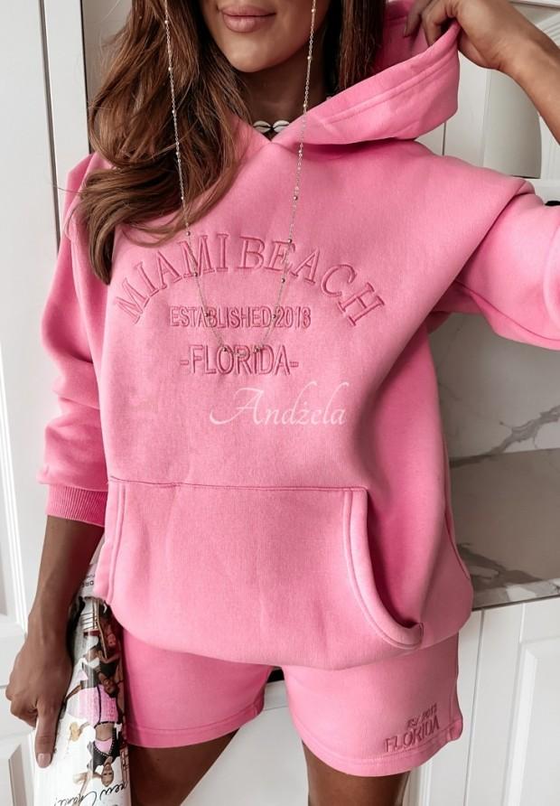 Bluza Florida Beach Pink