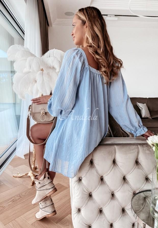 Bluzka Tunika Abella Lavender