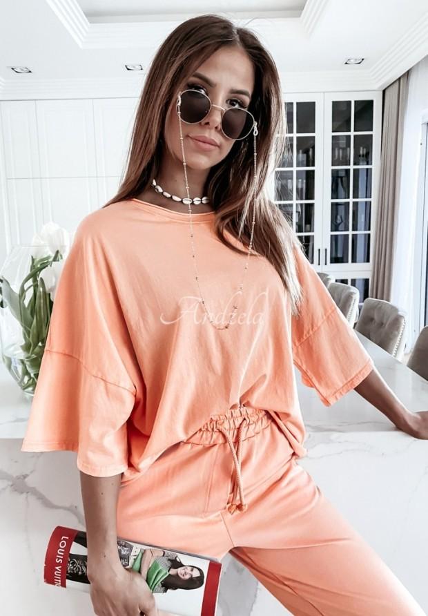 Bluzka Oversize Primma Orange