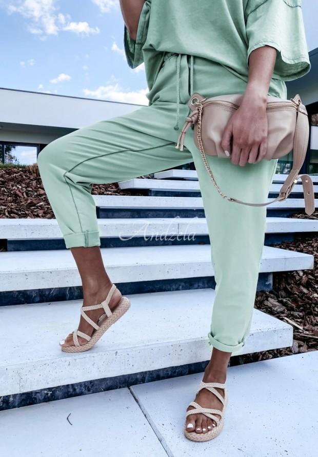 Spodnie Dresowe Lili Mineral