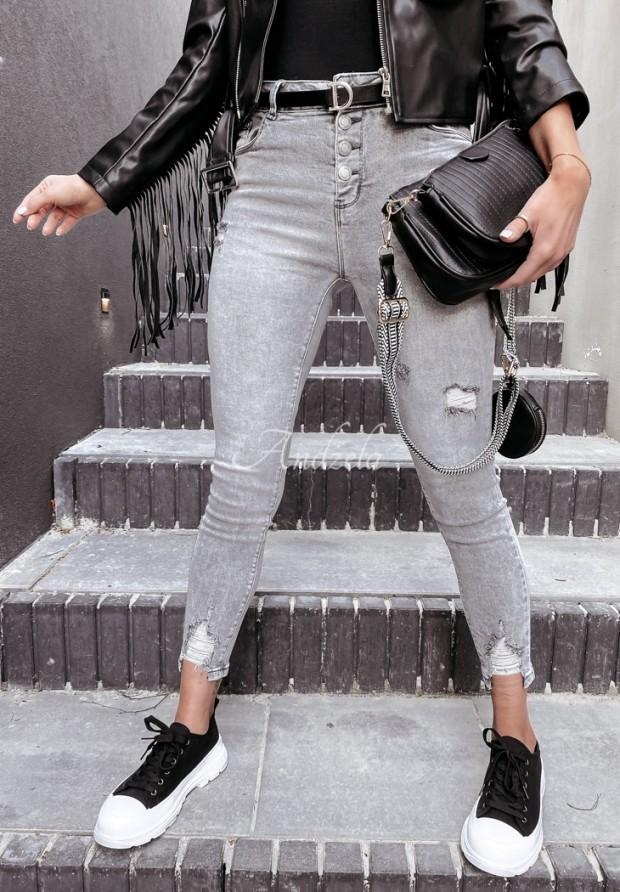 Spodnie Jeans Pallaro Grey