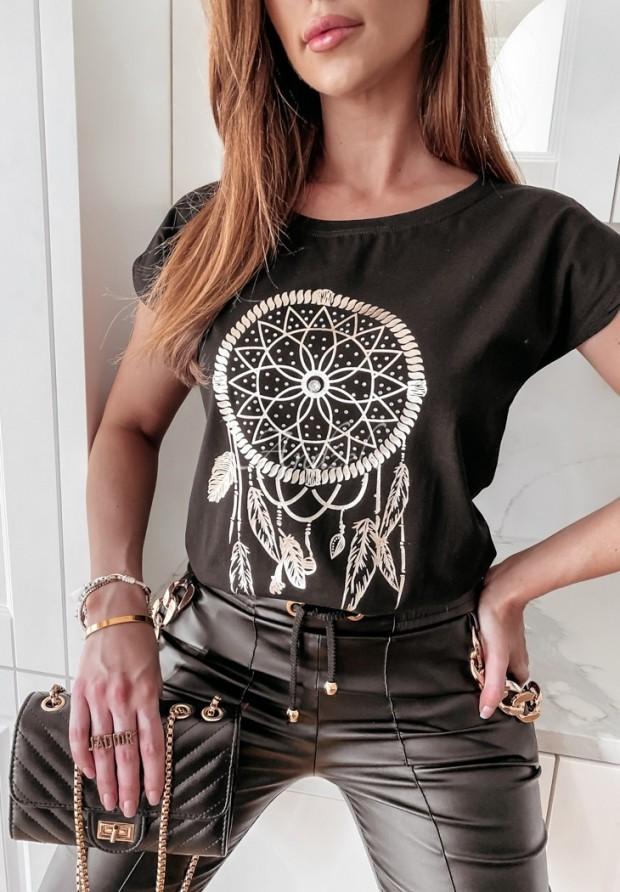 T-shirt Daphne Black
