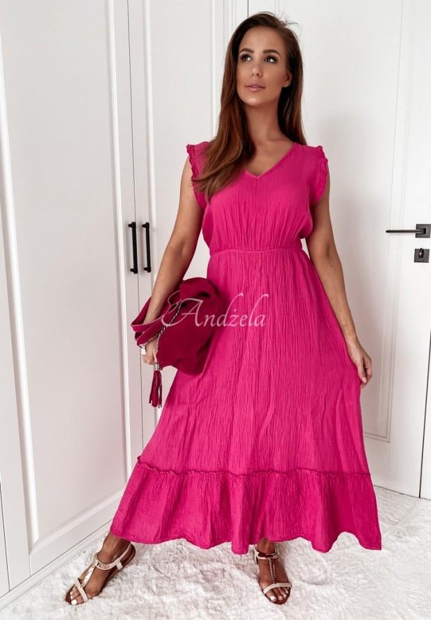 Sukienka Pavonia Fuchsia