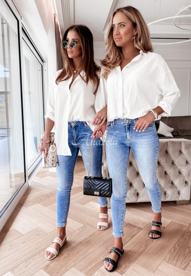 Spodnie Jeans Kasandra